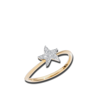 Dodo Ring Stern DAC0012-STARX-DB0OG