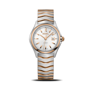 Ebel Damenuhr Wave Lady Automatik 1216236