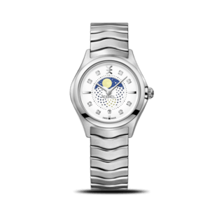 Ebel Damenuhr Wave Lady Moonphase Quarz 1216372