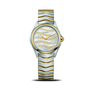Ebel Damenuhr Wave Lady Quarz 1216271