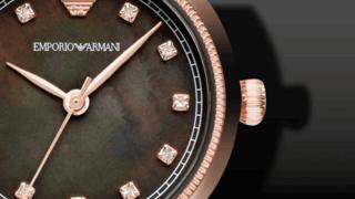 Emporio Armani Alpha 26mm