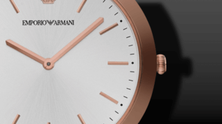 Emporio Armani Classic Quarz 42mm