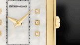 Emporio Armani Fashion Quarz 30x25mm