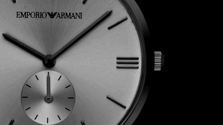 Emporio Armani Gianni T-Bar 40mm