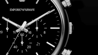 Emporio Armani Luigi Chronograph 46mm