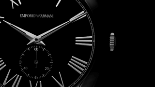 Emporio Armani New Valente 43mm