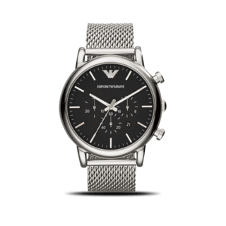 Emporio Armani Herrenuhr Luigi Chronograph AR1808