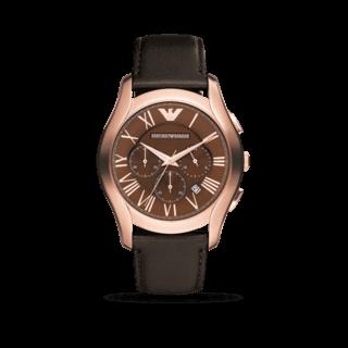 Emporio Armani Herrenuhr New Valente Chronograph AR1701
