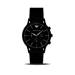 Emporio Armani Herrenuhr Renato Chronograph AR2498