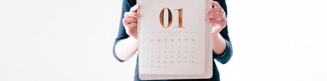 Ewiger Kalender Uhr - Brogle