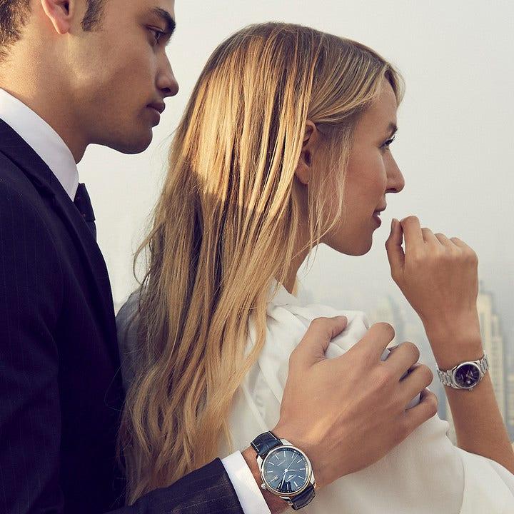 Exklusive Uhren für Damen und Herren - Brogle