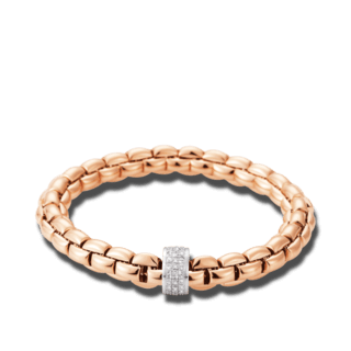 Fope Armband Flex'it Eka 604B-PAVES_RG