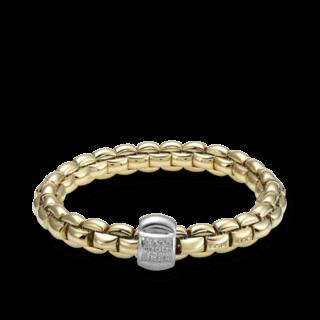 Fope Armband Flex'it Eka Gelbgold 602B-BBRL_GG
