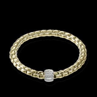 Fope Armband Flex'it Eka Gelbgold 701B-BBRL_GG