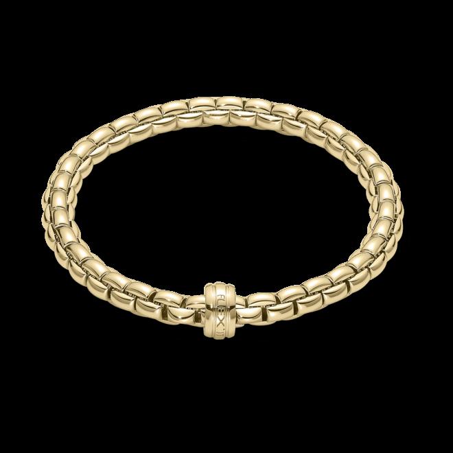 Armband Fope Flex'it Eka Gelbgold aus 750 Gelbgold Größe L