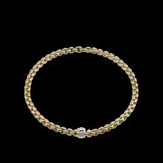 Fope Halskette Flex'it Eka Gelbgold 602C-BBR_GG