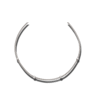 Fope Halskette Flex'it Eka 701C-PAVE4-800_WG