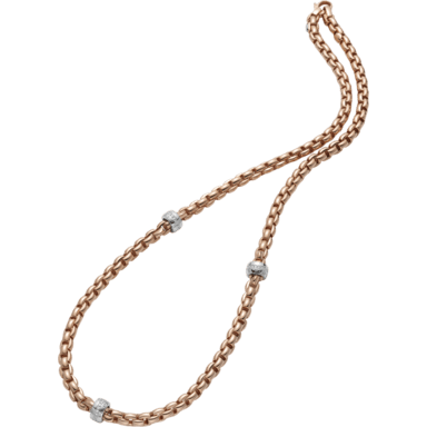 Fope Halskette Flex'it Eka 706C-BBR_RG