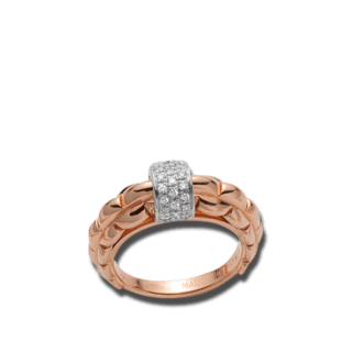 Fope Ring Flex'it Eka AN290-PAVE_RG
