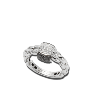 Fope Ring Flex'it Eka AN701-PAVE1_WG