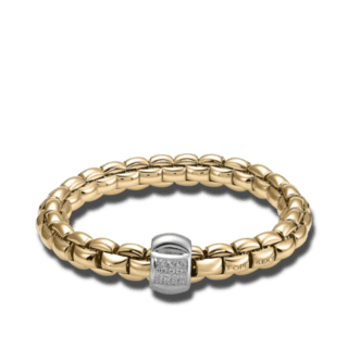 Fope Armband Flex'it Eka Roségold 602B-BBRS_RG