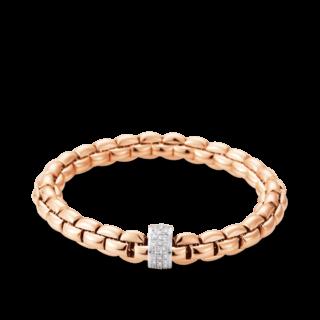 Fope Armband Flex'it Eka Roségold 604B-PAVEL_RG
