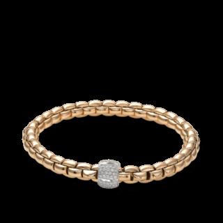 Fope Armband Flex'it Eka Roségold 701B-PAVEM_RG