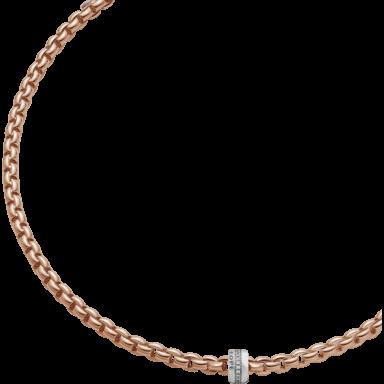 Fope Halskette Flex'it Eka Roségold 604C-BBR_RG
