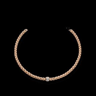 Fope Halskette Flex'it Eka Roségold 604C-PAVE_RG