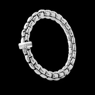 Fope Armband Flex'it Eka Weißgold 604B-BBRS_WG