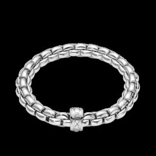 Fope Armband Flex'it Eka Weißgold 604BL_WG