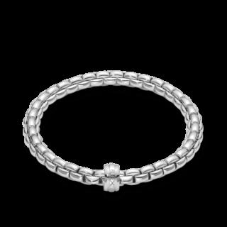 Fope Armband Flex'it Eka Weißgold 704BL_WG