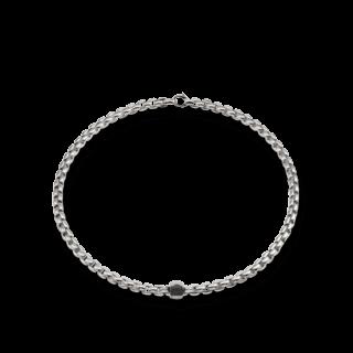Fope Halskette Flex'it Eka Weißgold 701C-PAVE1-WG