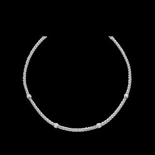 Fope Halskette Flex'it Eka Weißgold 701C-PAVE4-800_WG