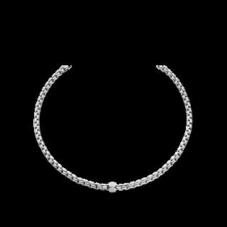 Fope Halskette Flex'it Eka Weißgold 704C-PAVE_WG