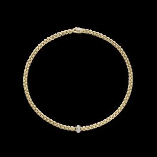 Fope Halskette Flex'it Olly Gelbgold 721C-BBR_GG