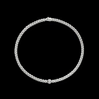Fope Halskette Flex'it Olly Weißgold 721C-PAVE_WG