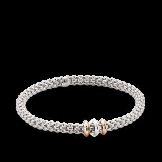 Fope Armband Flex'it Solo Weißgold 653BL_WG