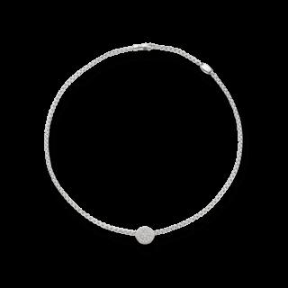 Fope Halskette Eka Tiny 732C-PAVE-430_WG