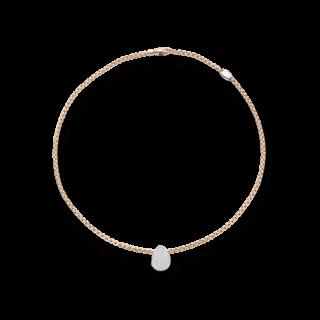 Fope Halskette Eka Tiny 733C-PAVE-430_RG