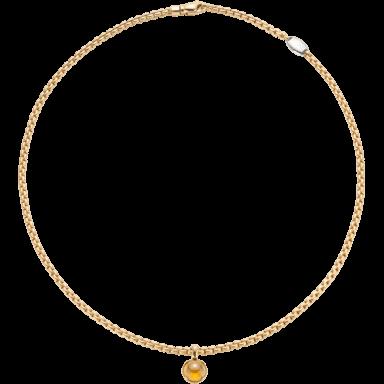 Fope Halskette Eka Tiny Gelbgold 731C-CIT-900_GG