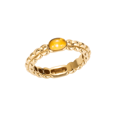 Fope Ring Eka Tiny Gelbgold AN730-CIT_GG