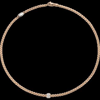 Fope Halskette Eka Tiny 730C-PAVE-430_RG