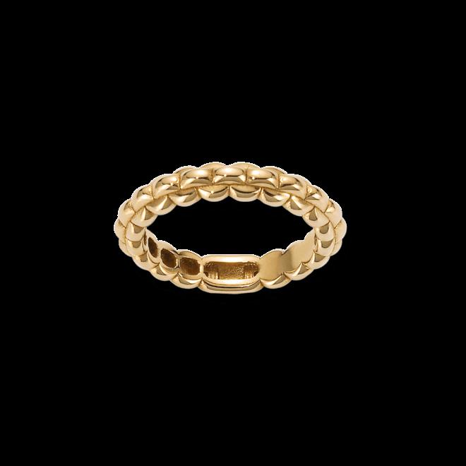 Ring Fope Eka Tiny aus 750 Gelbgold