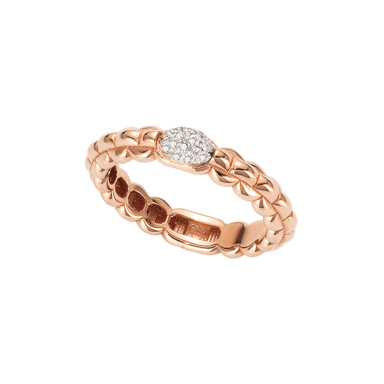 Fope Ring Eka Tiny AN730-PAVE_RG