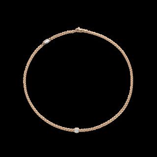 Fope Halskette Eka Tiny Roségold 730C-PAVE-430_RG