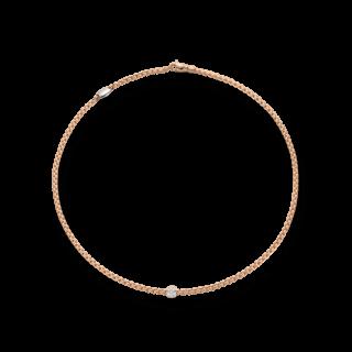 Fope Halskette Eka Tiny Roségold 730C-PAVE-700_RG