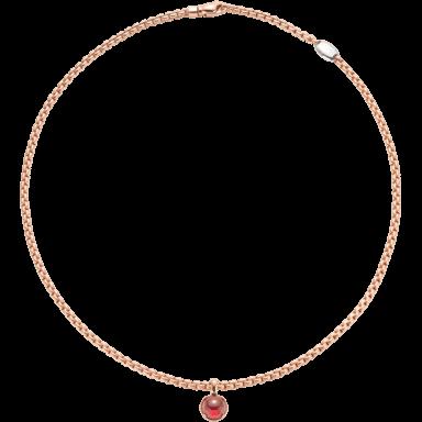 Fope Halskette Eka Tiny Roségold 731C-GRA-430_RG