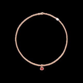 Fope Halskette Eka Tiny Roségold 731C-GRA-500_RG