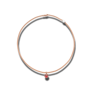 Fope Halskette Eka Tiny Roségold 731C-GRA-700_RG